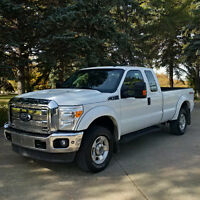 2011 Ford F-350 Super Duty Pickup Truck