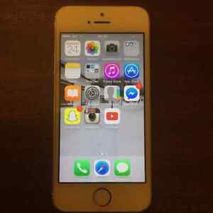 Urgent - iPhone 5s 64 Go blanc/or - Gold, Bell Mobilité