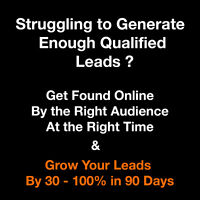 Sales and Marketing Acceleration - Lead Generation