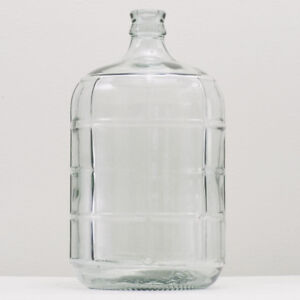 Wine Making Equipment / Kit and Accessories - Glass Carboy