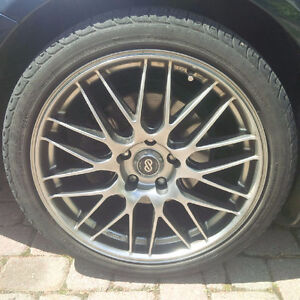 "18"" Wheels & Tires Volkswagon & Audi"