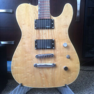 Custom Guitar - Tele Style