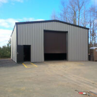 Prestige Steel Buildings in Timmins