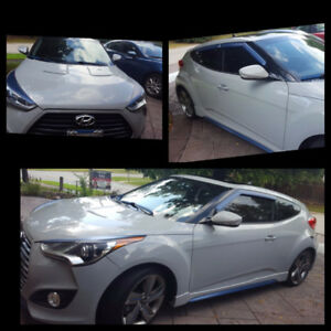 2013 Hyundai Veloster Turbo Just Reduced