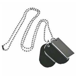 Engraved Military Dog Tags Ebay