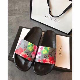 Unisex Men & Woman Gucci Slider Sandals