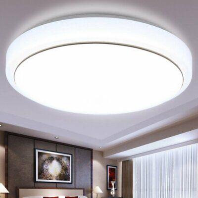 36W LED Deckenleuchte Wohnzimmer Deckenlampe Badlampe Küche 40cm Runde Licht (Küche Licht)