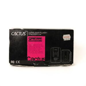 Cactus Wireless Flash Trigger V4