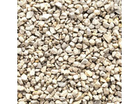 20MM BUFF COLOURED GRAVEL