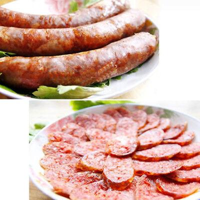 Manual Sausage Stuffer Filler Machine Sausage Salami Makerfunnel Filling Kit Am