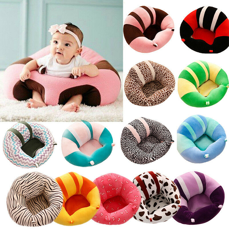Lovely Infant Baby Kids Support Seat Chair Soft Car Pillow