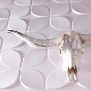 Wall Flats 3D Tiles - Lotus