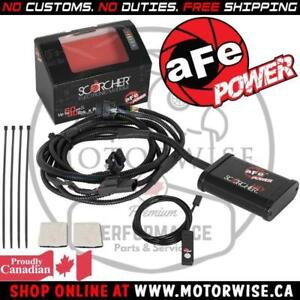 aFe Power Scorcher HD Module for 17-18 Silverado and Sierra 2500 3500 Duramax | Shop aFe at www.motorwise.ca