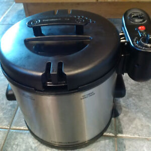 Deep Fryer for all your great recipes!