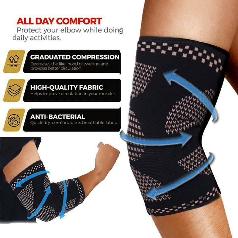 Copper Compression Pain Tennis