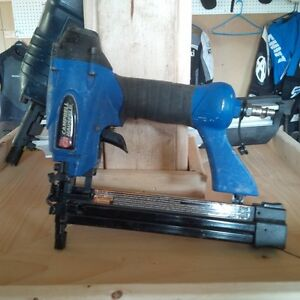 "Porter Cable 1/4"" crown staple gun"