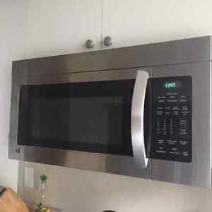 LG microwave/oven fan for sale