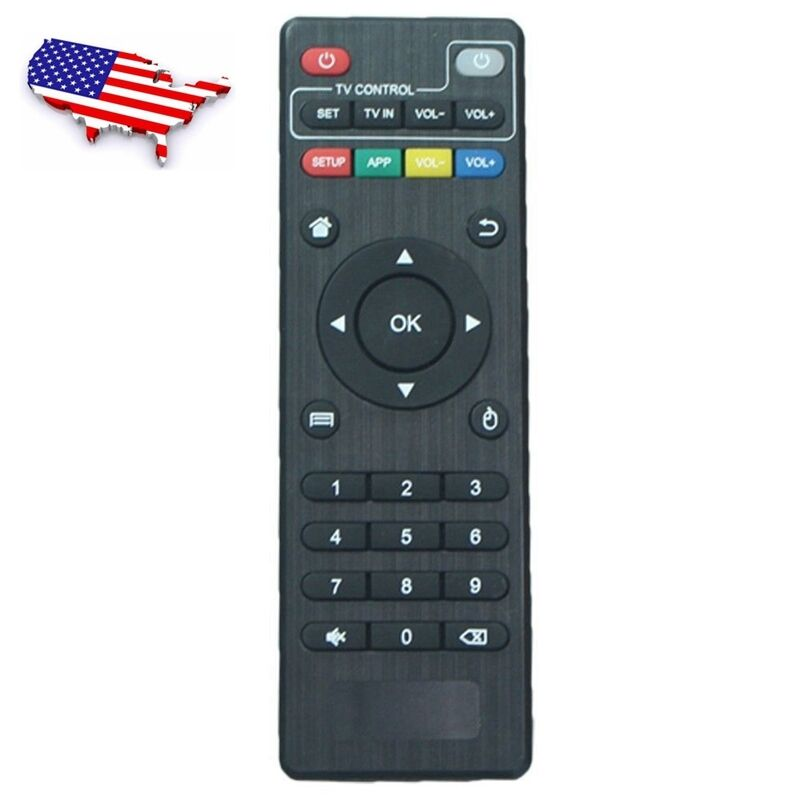 Remote Control Replacement for Original H96 MX MXQ Pro T95M