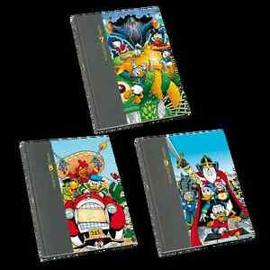 DON ROSA COLLECTION KASSETTE # 3 - ( 3 edle Hardcover im Schuber ) - NEU