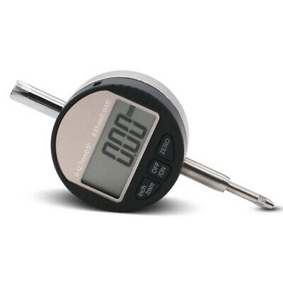 0-12.7mm Electronic Digital Dial Indicator Industrial Measuring Tool Precise