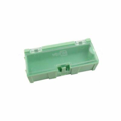 10pcs Anti-static Smt Smd Kit Lab Chip Components Screw Storage Box Case C