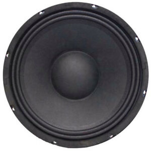 """WANTED: 10"""" bass speakers!"""