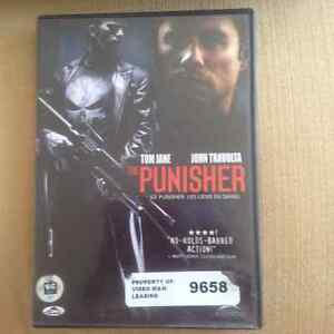 The Punisher DVD Cornwall Ontario image 1