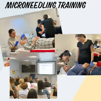 MICRONEEDLING AND BB GLOW CERTIFICATION
