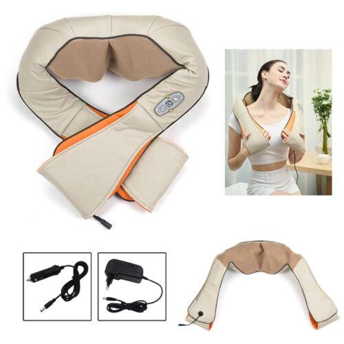 Shiatsu massage mit Gürtel Wärmefunktion Auto Elektrische Nackenmassagegerät Fuß