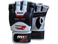RDX Fingerless Gloves