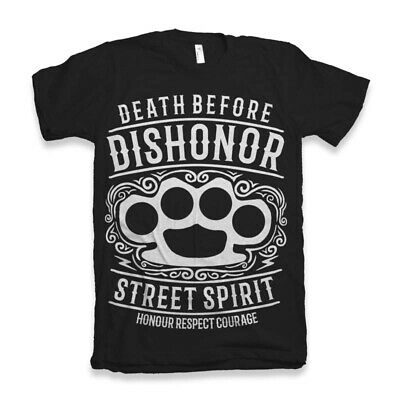 r T Shirt All Sizes Addict Marines Army Navy Colors Tattoo  (Death Before Dishonor Tattoo)