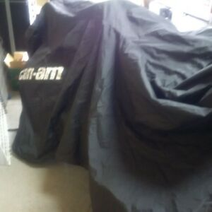 2012 Can Am outlander 1000 trailerable cover