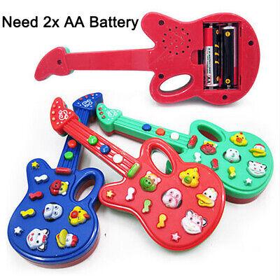 Kids Development Musical Instrument guitar Toy Children Elec