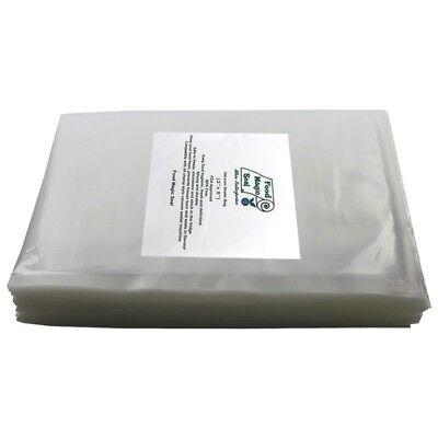 """NEW 100-3"""" x 5"""" Bags Food Magic Seal 4 mil Vacuum Sealer Food Bags!  for sale  USA"""