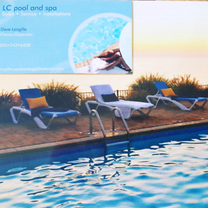 LC Pool and spa