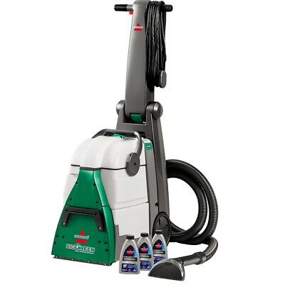 Professional Carpet Cleaner Deep Shampooer Bissell Big Green Best Clean
