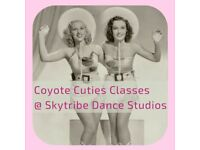 Coyote Cuties: Adult dancers wanted (beginners welcome)!