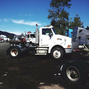 2005 Sterling tractor single axle