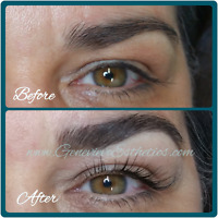 Enhance Your Lashes Naturally at Genevieve Esthetics