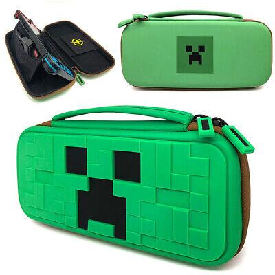 Borsa Custodia per Nintendo Switch Giochi e Accessori Minecraft Case Cover