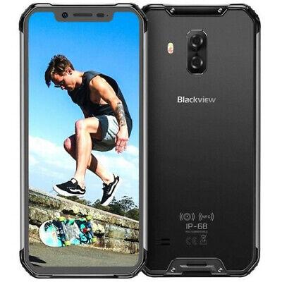 Blackview BV9600E IP68 Waterproof Smartphone 4G+128GB Helio P70 5580mAh Dual SIM