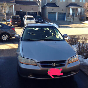 2000 Honda Accord Sedan for Sale