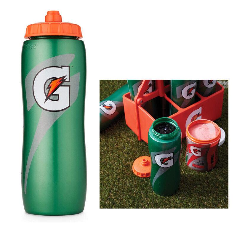 Sports Water Bottles Gatorade Squeeze Bottle 32 Oz BPA-free