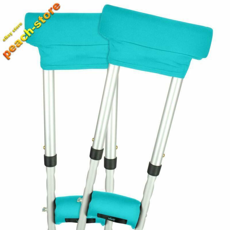 Vive Crutch Pads - Padding For Walking Arm Crutches Universa