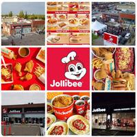 Jollibee Edmonton Special Delivery