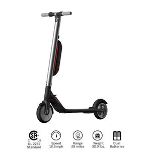 Ninebot KickScooter ES4 by Segway w 2nd Battery- Pro scooter
