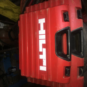 HILTI combihammers