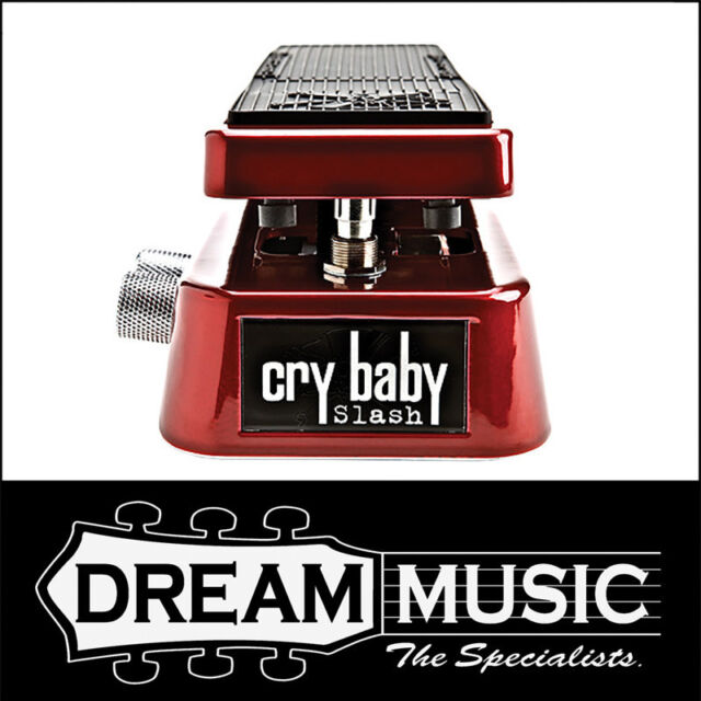 Dunlop Cry Baby SW95 Slash Signature Wah Guitar Effects Pedal RRP$359