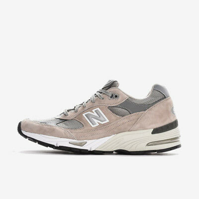 NEW BALANCE M991GL MADE IN UK ENGLAND GREY SILVER WHITE 991 GL 990 USA