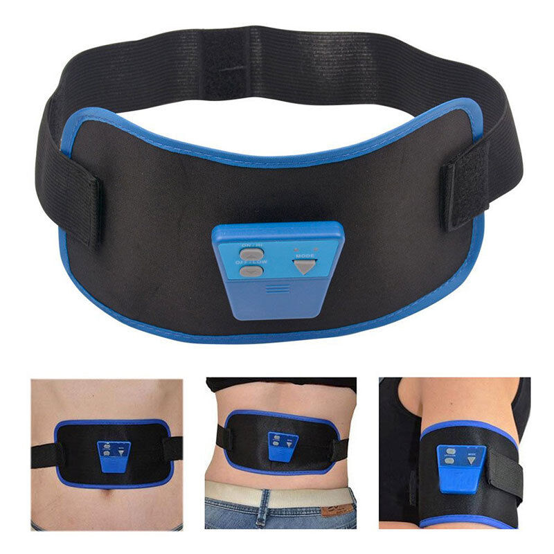 ceinture musculation abgymnic abdo r gime electrostimulation sport fitness neuf chf. Black Bedroom Furniture Sets. Home Design Ideas